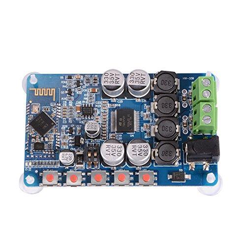50W + 50W TDA7492P Bluetooth CSR4.0 Audio Receiver Modul Wireless Hifi Audio Receiver Digital Verstärker Board