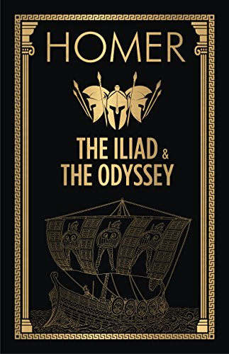 Price comparison product image HOMER: The Iliad & The Odyssey (Deluxe Edition)
