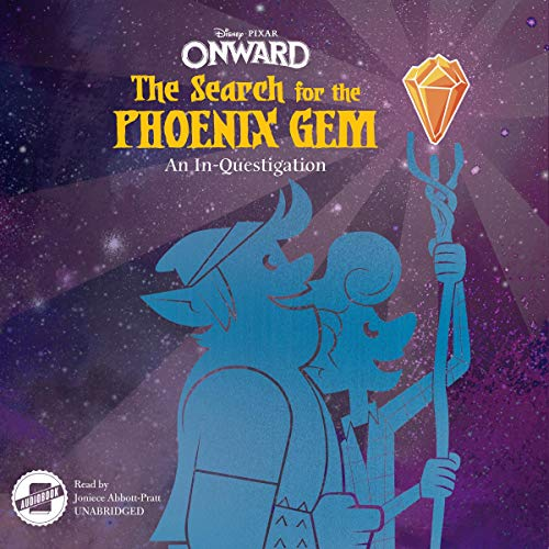 Onward: The Search for the Phoenix Gem cover art