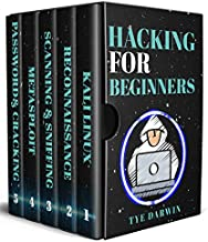 HACKING FOR BEGINNERS WITH KALI LINUX: LEARN KALI LINUX AND MASTER TOOLS TO CRACK WEBSITES, WIRELESS NETWORKS AND EARN INCOME ( 5 IN 1 BOOK SET) (HACKERS ESSENTIALS 2)