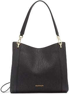 Calvin Klein Ellie Novelty Triple Compartment Shoulder Bag