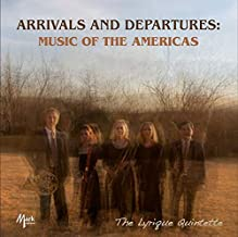 Arrivals & Departures / Music of the Americas