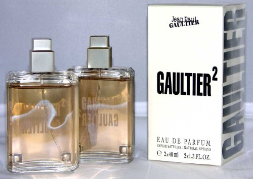 Perfume de Jean Paul Gaultier JPG2Unisex, en spray, 80ml