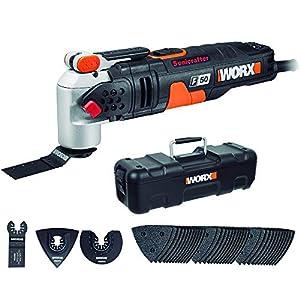 Worx WX681 - Multiherramienta, 450 W, 230 V