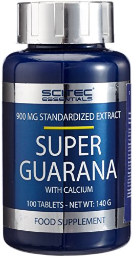 Scitec Nutrition Super Guarana - 100 Compresse