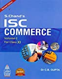 S. Chand's ISC Commerce for Class XI