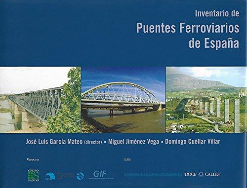 Inventario de Puentes Ferroviarios de España
