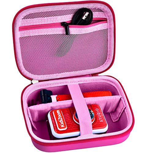 Funda para cámara infantil Vtech 80-531884/80-531804 KidiZoom Video Studio HD (solo caja), color rosa