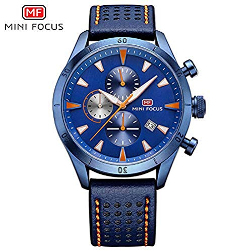 xisnhis schöne Uhren Mini - fokus / mf23 männer - Zeiger - Uhr männer Mode Quarz - Uhr