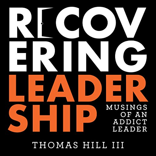 Recovering Leadership audiobook cover art