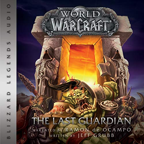 Warcraft: The Last Guardian audiobook cover art