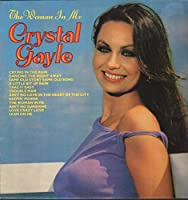 The Woman In Me - Crystal Gayle LP