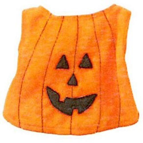 WE000084 - 4.5' Webkinz Clothes PUMPKIN COSTUME New Code Sealed With Tag