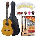 Yamaha CS40 Guitarra clásica (Incluye funda)