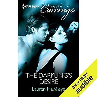 The Darkling's Desire audiobook cover art