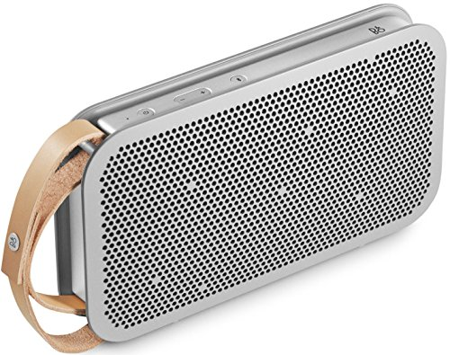 B&O Play by Bang & Olufsen Beoplay A2 Portable Bluetooth Speaker (Natural) (1290963)