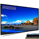 Meitoot 120 inch 16:9 Outdoor Movie Projector Screen HD Home Theater...