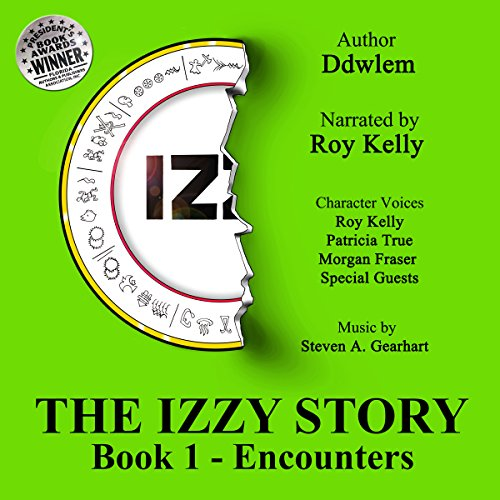 IZ~ The Izzy Story audiobook cover art