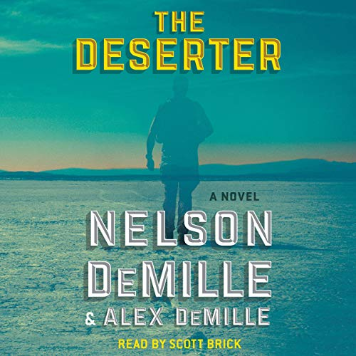 The Deserter audiobook cover art