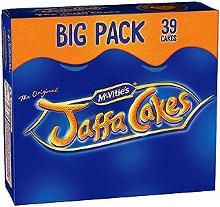 Mcvitie's Jaffa Cakes - Big Pack 39 Cakes