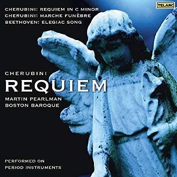 Cherubini: Requiem in C Minor & Marche funèbre - Beethoven: Elegiac Song, Op. 118