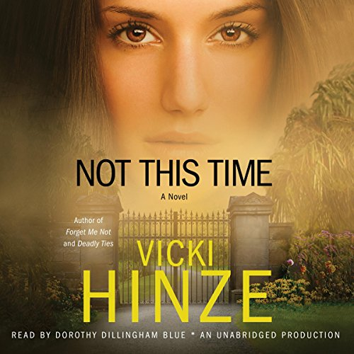 Not This Time audiobook cover art