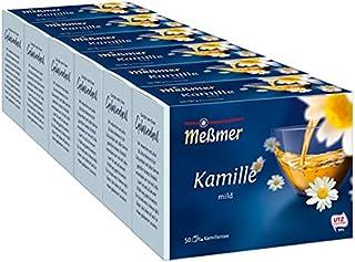 Meßmer Kamille 50 Beutel 6er Pack