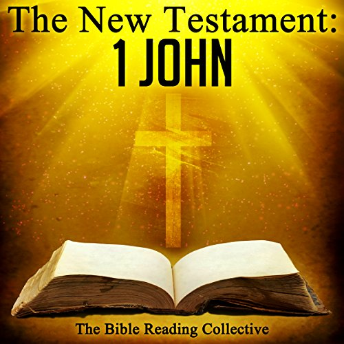 The New Testament: 1 John audiobook cover art