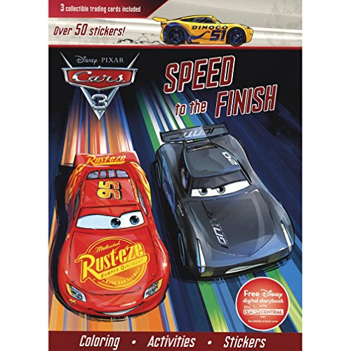 Disney Pixar Cars 3: Speed to the Finish
