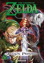 The Legend of Zelda ? Twilight Princess - Tome 6 de Nintendo