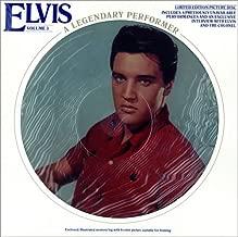 A Legendary Performer - Volume 2 - Elvis Presley LP
