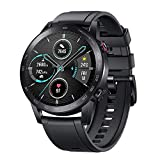 HONOR Magic Watch 2,46 mm Smart Sport Watch, Fitness Tracker Activity Tracker with Blood Oxygen Heart Rate and Stress Monitor, 14 Days Standby Smartwatch with GPS & Bluetooth Calling, Black