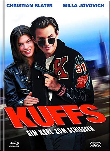 Kuffs - Ein Kerl zum Schiessen [Blu-Ray+DVD] - uncut - limitiertes Mediabook Cover D