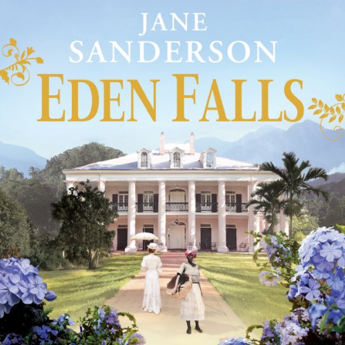 Eden Falls audiobook cover art