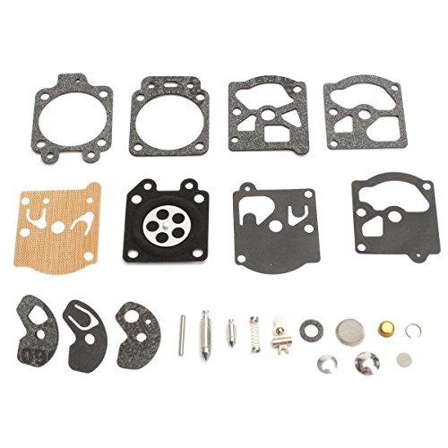 tucparts Vergaser Kit Repair Kit für Stihl 028AV 031AV 031AV 032024026FS40FS44FS85FS88FS106FS180Walbro WA WT Vergaser K10Wat Dolmar 10510844Solo 610