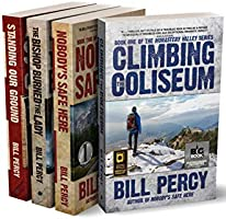 Monastery Valley Series - Box Set: Climbing the Coliseum, Nobody's Safe Here, The Bishop Burned the Lady, Standing our...
