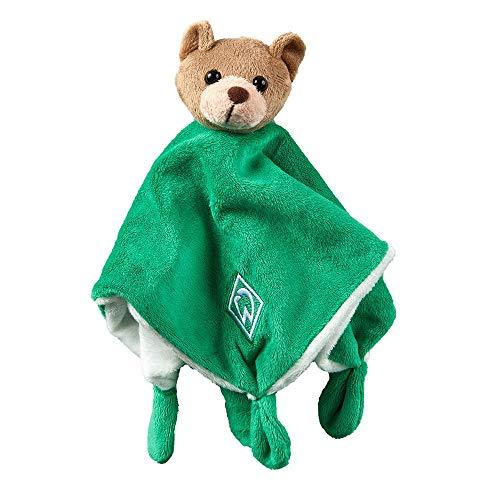 Werder Bremen SV Schmusetuch Teddy, 21-79001
