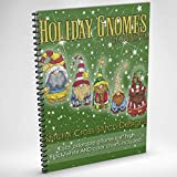 Holiday Gnomes Cross Stitch Patterns Complete Collection of All Five Gnomes (Not a Kit) Stitching Tips/Fabric Planning Guide Included.