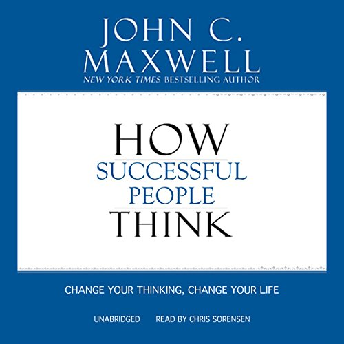Couverture de How Successful People Think