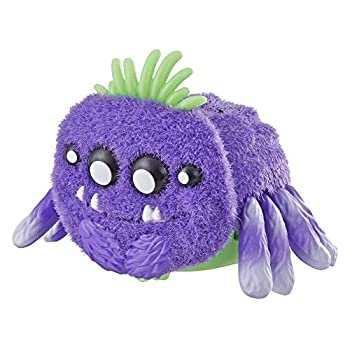 Hasbro Yellies! Wiggly Wriggles  Voice-Activated Spider Pet  Ages 5 & Up