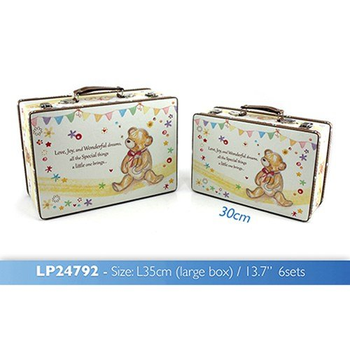 Little Bear Hugs Collection cas One Set