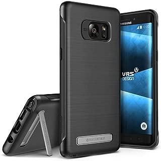Vrs Design VRS82410 VRS Galaxy Note FE Duo Guard Kılıf, Dark Silver