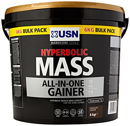 USN Hyperbolic Mass Gain Shake Powder