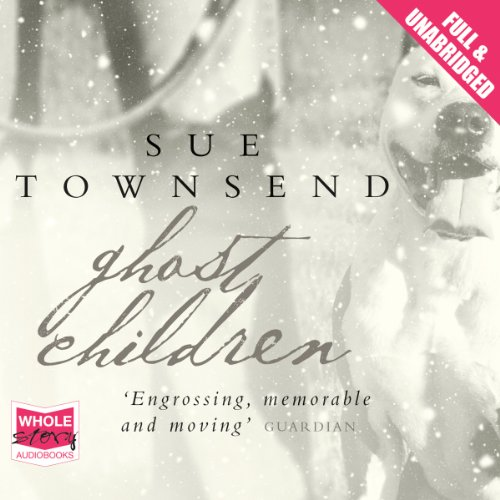 Ghost Children audiobook cover art