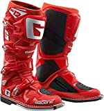 Gaerne SG-12 Offroad MX Motocross Dirt Boots All Red 9 US / 43 EU