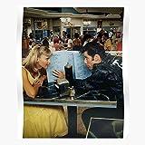 Musical Newton John Travolta Vintage 60S Grease 50S Olivia