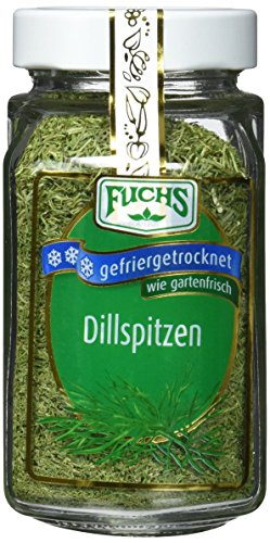 Fuchs Dillspitzen gefriergetrocknet, 2er Pack (2 x 23 g)