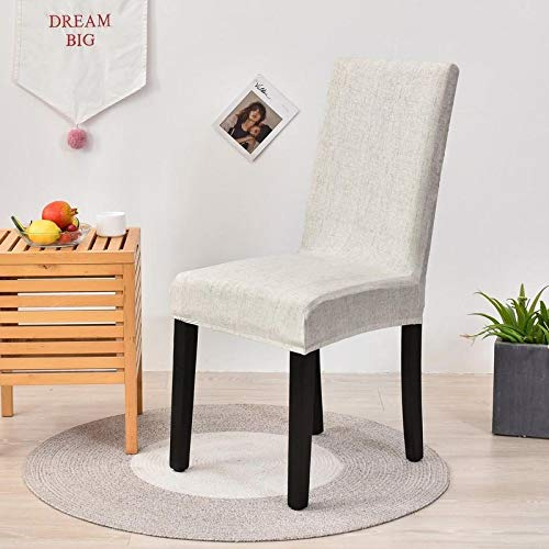 Four Seasons Universal All-Inclusive Elastic Chair Protective Cover Polyester Fabric Universal Dustproof Chair Protective Cover