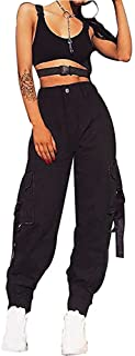 Amazon Es Pantalones Hip Hop Mujer Ropa