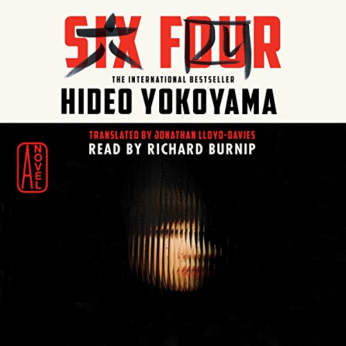Six Four audiobook cover art